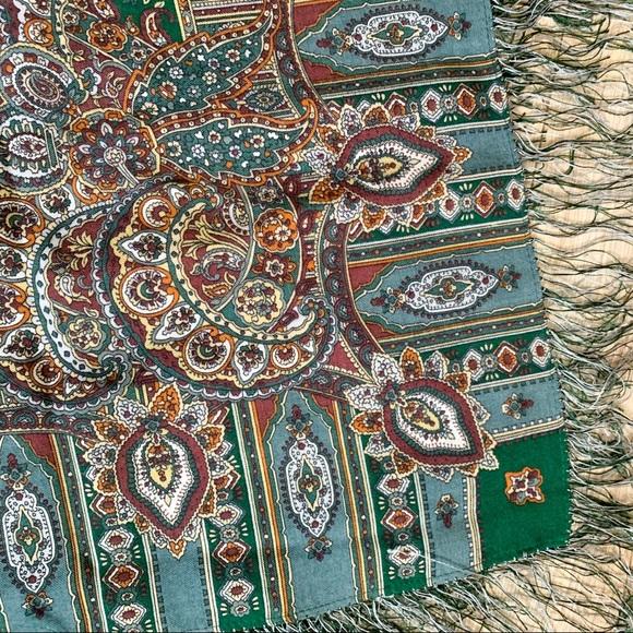 🇷🇺 Auth Russian Woolen Shawl